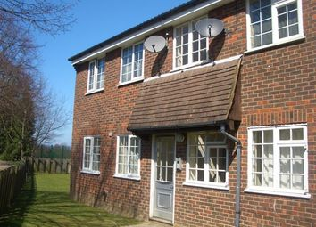 Thumbnail 1 bed flat to rent in Burbeach Close, Crawley, West Sussex