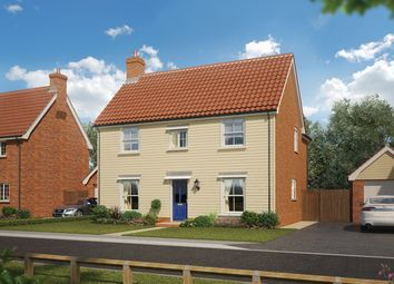 Thumbnail 4 bed detached house for sale in Halstead Road, Stanway, Essex
