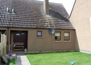 Thumbnail 2 bed terraced house to rent in 57 Boyd Anderson Drive, Lossiemouth