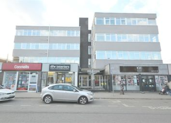 Thumbnail 2 bed flat for sale in The Parade, Oadby, Leicester
