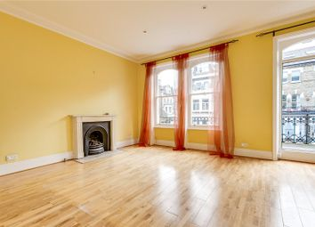 Thumbnail 3 bed flat to rent in Glazbury Road, London
