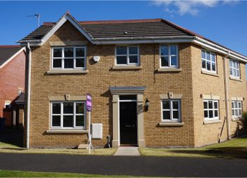 Thumbnail 3 bed semi-detached house for sale in Colonel Drive, Liverpool