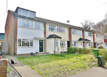 Thumbnail 3 bedroom end terrace house for sale in Greenvale Road, Knaphill, Woking