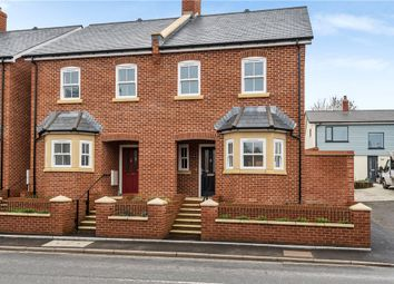 Thumbnail 3 bedroom semi-detached house for sale in Marks Yard, Victoria Road, Wimborne