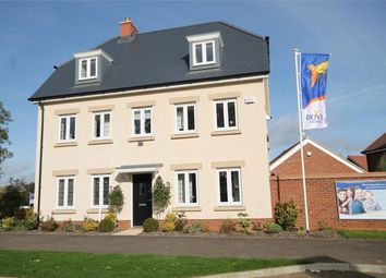Thumbnail 5 bed detached house for sale in The Warwick, St Marys, King Field, Biddenham
