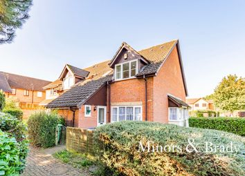 Thumbnail 1 bed end terrace house for sale in Stockholm Way, Dereham