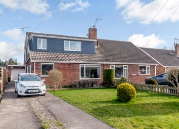 Cherry Wood Crescent, Fulford, York YO19. 5 bed bungalow for sale