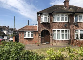 Thumbnail 3 bed semi-detached house to rent in Great North Road, Barnet, Herts
