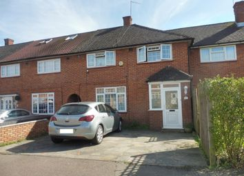 Thumbnail 3 bed terraced house for sale in Nicoll Way, Borehamwood