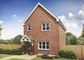 Thumbnail 3 bed detached house for sale in Hanslei Fields, Ansley, Nuneaton