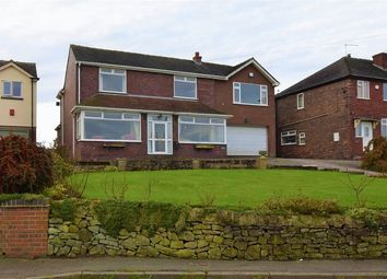 Thumbnail 5 bed detached house for sale in Clewlows Bank, Bagnall, Stoke-On-Trent