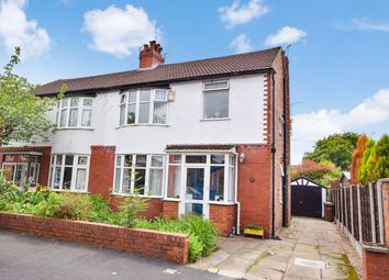 Thumbnail 3 bedroom semi-detached house for sale in Dunmore Road, Gatley, Cheadle