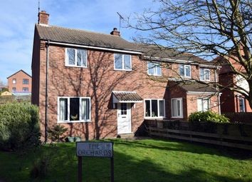 Thumbnail 2 bed semi-detached house for sale in The Orchards, Leavening, Malton