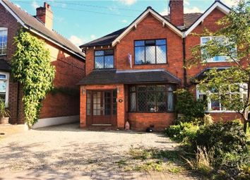 Thumbnail 3 bed semi-detached house for sale in Gibb Lane, Bromsgrove