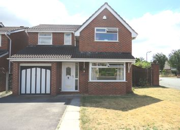 Thumbnail 4 bedroom detached house for sale in Beaulieu Avenue, Winsford