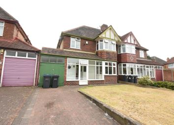 Thumbnail 3 bed semi-detached house for sale in Primley Avenue, Hodge Hill, Birmingham