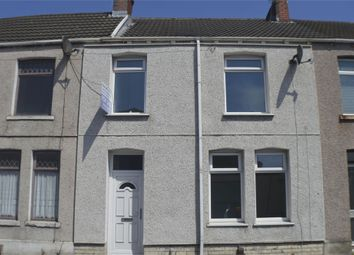 Thumbnail 3 bed terraced house for sale in Corporation Road, Port Talbot, West Glamorgan