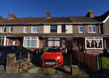 Thumbnail 3 bedroom terraced house to rent in James Road, Staple Hill, Bristol