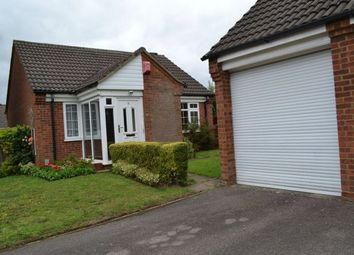 Thumbnail 2 bed detached bungalow for sale in Becket Way, Spinney Hill, Northampton