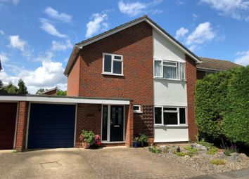 Thumbnail 3 bedroom link-detached house for sale in Boscombe Close, Egham