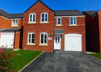 Thumbnail 4 bed detached house to rent in Scarborough Drive, Newton Le Williows, Lancashire