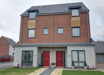 Thumbnail 4 bed semi-detached house for sale in Watergate, Houghton Le Spring