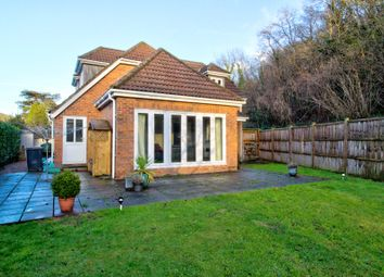 Thumbnail 4 bed detached house for sale in Nortons Wood Lane, Clevedon