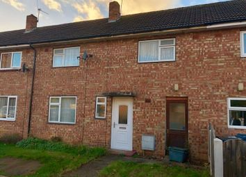 Thumbnail 3 bed terraced house to rent in Hampden Crescent, Lindholme, Doncaster
