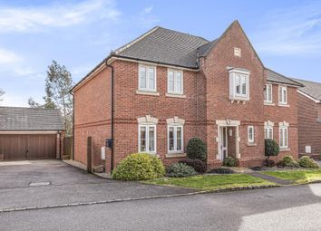 Thumbnail Detached house for sale in Grenadier Close, Shinfield, Reading