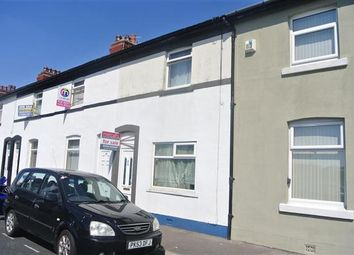 Thumbnail 2 bedroom terraced house for sale in Seymour Road, Blackpool
