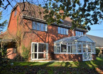4 bed detached house for sale in Shortlands Lane, Cullompton, Devon EX15