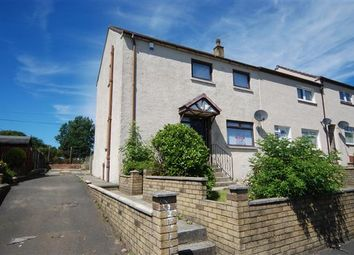 Thumbnail 3 bed end terrace house for sale in Hyslop Road, Stevenston