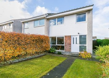 Thumbnail 3 bed semi-detached house for sale in Buckstone Hill, Buckstone, Edinburgh