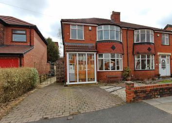 Thumbnail 3 bed semi-detached house for sale in Leslie Avenue, Bury