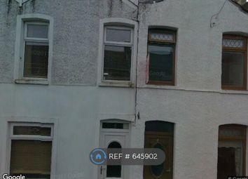 Thumbnail 3 bed terraced house to rent in Bristol Street, Bridgend