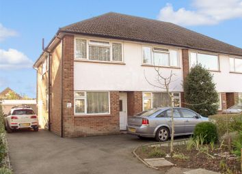 Thumbnail 2 bed maisonette for sale in Queens Road, Hersham, Walton-On-Thames