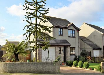 Thumbnail 3 bed detached house for sale in Beauchamp Meadow, Redruth