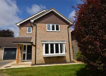 Thumbnail 3 bed detached house for sale in Curzon Place, Pennington, Lymington, Hampshire