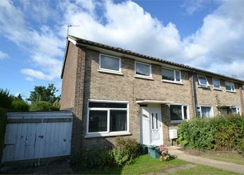 Thumbnail 4 bed end terrace house to rent in Hickory Avenue, Colchester, Essex