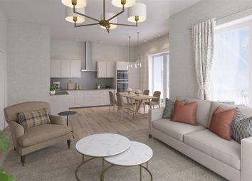 Thumbnail 1 bed flat for sale in Royal Wharf, Edinburgh Marina, Edinburgh