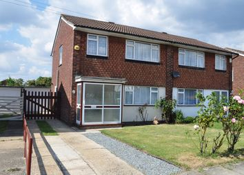 Thumbnail 3 bedroom semi-detached house for sale in Lower Gravel Road, Bromley