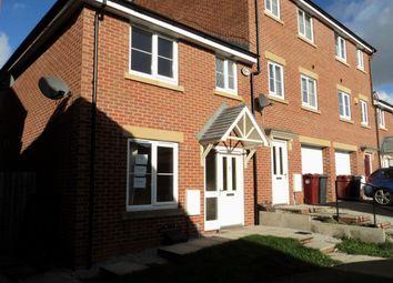 Thumbnail 3 bed semi-detached house to rent in Kirkland Court, Blackburn