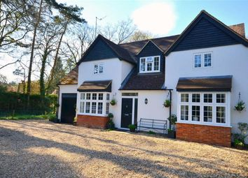 Thumbnail 5 bed detached house for sale in Frensham Vale, Lower Bourne, Farnham