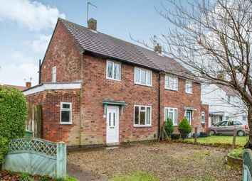 Thumbnail 2 bedroom semi-detached house for sale in Cornlands Road, York, North Yorkshire, England