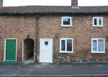 Thumbnail 1 bed terraced house to rent in Foundry Street, Horncastle