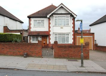 Thumbnail 4 bed detached house to rent in Brent Street, London