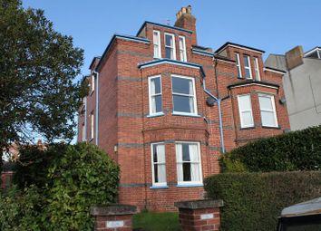 Thumbnail 3 bed maisonette to rent in Blackall Road, Exeter