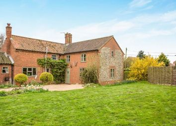 Thumbnail 4 bed detached house for sale in North Tuddenham, Dereham, Norfolk
