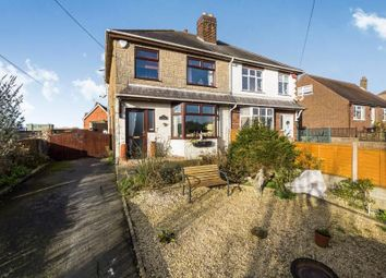 Thumbnail 3 bed semi-detached house for sale in Nottingham Road, Underwood, Nottingham