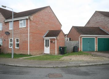 Thumbnail 3 bed property for sale in Campion Way, Attleborough